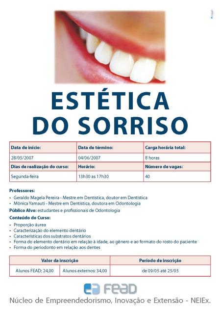 Cliente: Odontologia - FEAD