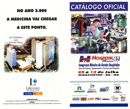 Cliente: Feira Hospital Minas 97