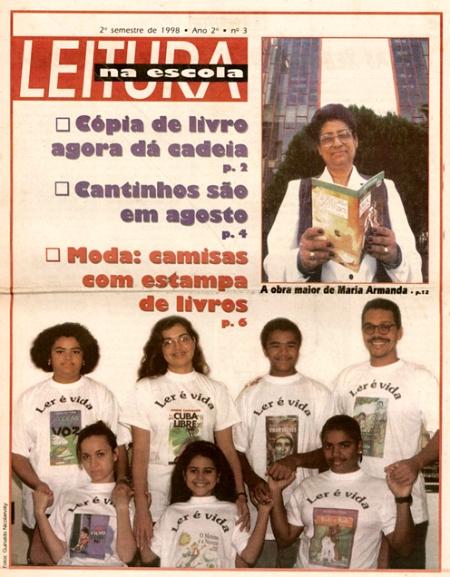 Cliente: Editora Armazém de Idéias